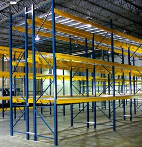 Blue Springs, MO Warehouse Racking